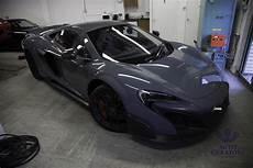 mclaren 675lt new car detail with full coverage paint protection auto curators ltd