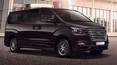 Hyundai H1 Travel 2019 Precios Motores Equipamientos