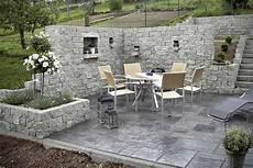 Gartenmauer Errichten Hornbach