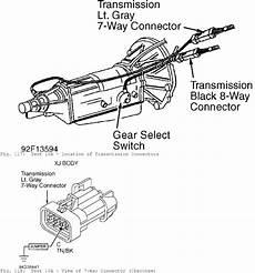 94 jeep wrangler transmission diagram 71 84 auto trans diagnosis aw4 1984 1991 jeep xj jeep