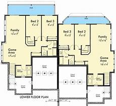 house plans for downward sloping lots duplex for a down sloping lot 8188lb architectural