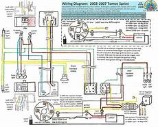 Jmstar 50cc Wiring Diagram by New Tomos Electrical 171 Myrons Mopeds