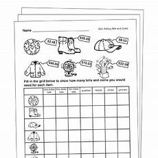 working with money worksheets grade 3 2555 money grade 3 collection printable leveled learning collections