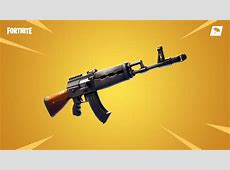 Fortnite Best Weapons and Guns List ? Season 8?s Top
