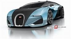 Bugatti Chiron 2016 La Nouvelle Bugatti Veyron Scoop