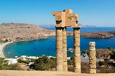 Rhodos Acropolis Tot Vlindervallei Vakantieroute