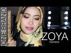 One Brand Makeup Tutorial Zoya Sawitri Murwani
