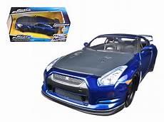 nissan gtr r35 occasion brian s 2009 nissan gtr r35 blue fast furious 7