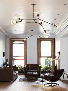 Wohnzimmer Len Led - deckenleuchte im minimalistischen design mit hellem