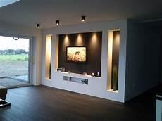 Planung Beamer Home Wohnwand Selber Bauen Bilder