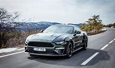 ford mustang bullitt makes geneva motor show 2018 debut