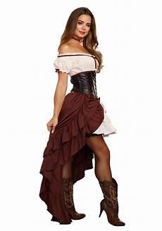 Far West Costume Quot Saloon Gal Quot Adulte Femmes 201 Poque