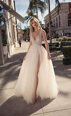 wedding dresses for summer 2019 sheer perfection berta s 2019 city of wedding