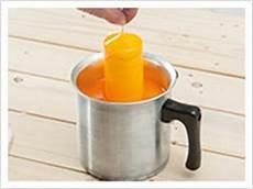 produzione candele 7 wege zum kerzen gestalten