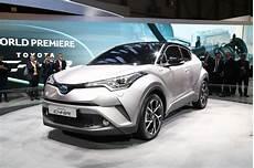 Toyota C Hr Le Nouveau Suv Toyota Fait Forte Impression