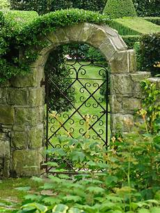 wrought iron garden gates pictures