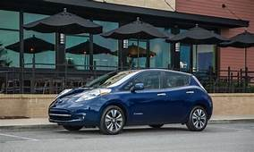 The New Nissan Leaf Will Be Able To Drive Autonomously On