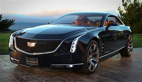 2013 Cadillac Elmiraj Concept  Top Speed