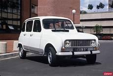 La Renault 4 A 50 Ans L Argus