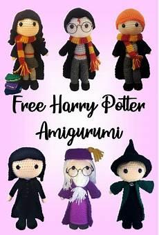 Kostenlose Malvorlagen Harry Potter Kostenlose Amigurumi Harry Potter Muster Wie Hermine