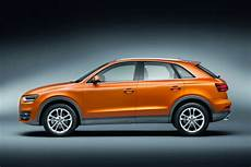 audi q3 junior suv official pictures and specs forcegt