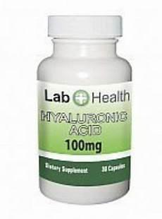 Hyaluronsäure Kapseln Gewichtszunahme - hyalurons 228 ure 100mg hyalurons 228 ure 100mg labhealth