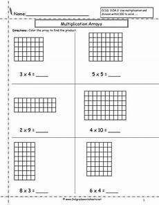 multiplication array worksheets for grade 1 4922 multiplication arrays worksheets array worksheets multiplication array math