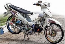 Modifikasi Fit X by Modifikasi Supra X 125 Fi Road Race Racing Thailook
