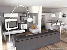 cucine e soggiorni open space casa immobiliare accessori salotto cucina open space