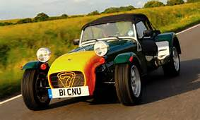 Sports Car Manufacturer Caterham Races Into The Red  This