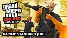 pacific standard heist gta 5 heists gameplay bank heist gta 5