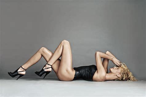 Erin Heatherton Topless