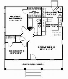 2 bedroom cottage floor plans two bedroom house plans two bedroom cottage small