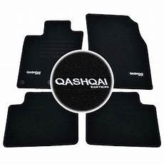 4 Tapis Sol Nissan Qashqai 2 J11 Apres 11 2013 Moquette