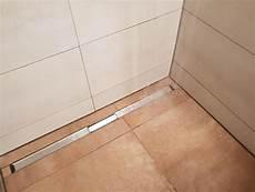 Dusche Ebenerdig Nachträglich - bodengleiche dusche nachtr 228 glich installieren vorteile