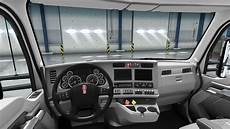 Redesigned The Interior Of The Kenworth T680 For American