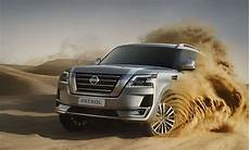2020 nissan patrol arrives in middle east here s what is