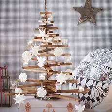 Weihnachtsbaum Modern Holz - weihnachtsbaum aus holz basteln selbst de