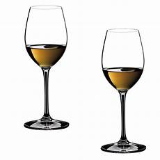 bicchieri calice riedel calice sauvignon blanc dessert wine vinum 2 pz