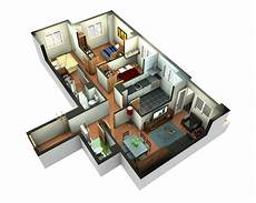 foundation dezin decor 3d home plans