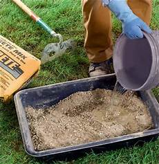 How To Mix Concrete Diy Earth News