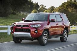 New For 2016 Toyota Trucks SUVs And Vans  JD Power Cars