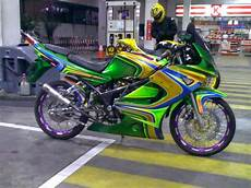 Modifikasi Kawasaki Rr by Modifikasi Kawasaki Rr Keren Ter Update 2015 Area