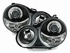 vw polo 9n scheinwerfer scheinwerfer f 252 r vw polo 9n in schwarz ad tuning