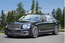 official mansory bentley mulsanne gtspirit