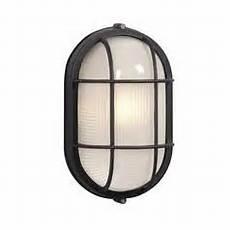 marine oval bulkhead outdoor wall light 305014bk destination lighting