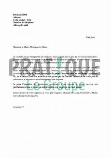 financement permis d lettre de demande de financement du permis de conduire 224