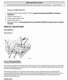 old car repair manuals 2008 jeep compass electronic valve timing manual reparacion jeep compass patriot limited 2007 2009 electronic