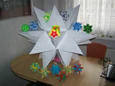 bascetta origami weihnachtsstern inkl