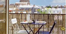comment aménager un balcon sept astuces pour am 233 nager un petit balcon madame figaro